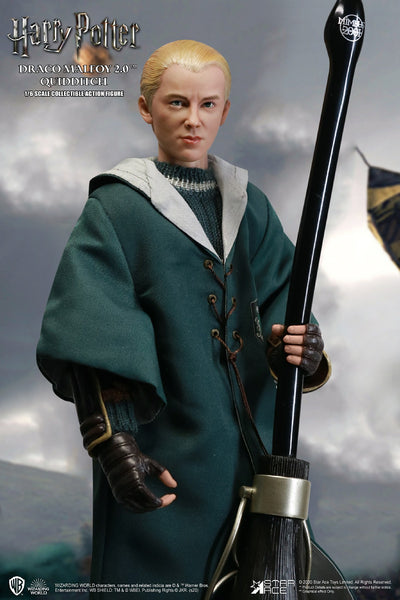 1/6 Scale Harry Potter & The Chamber of Secrets - Draco Malfoy 2.0 Figure (Quidditch Version) by Star Ace Toys