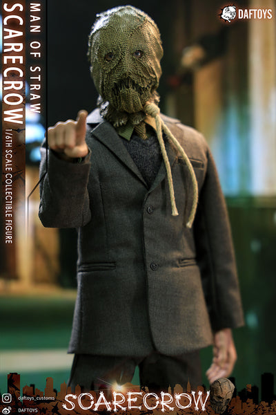 1/6 Scale Man of Straw Figure by DAFTOYS
