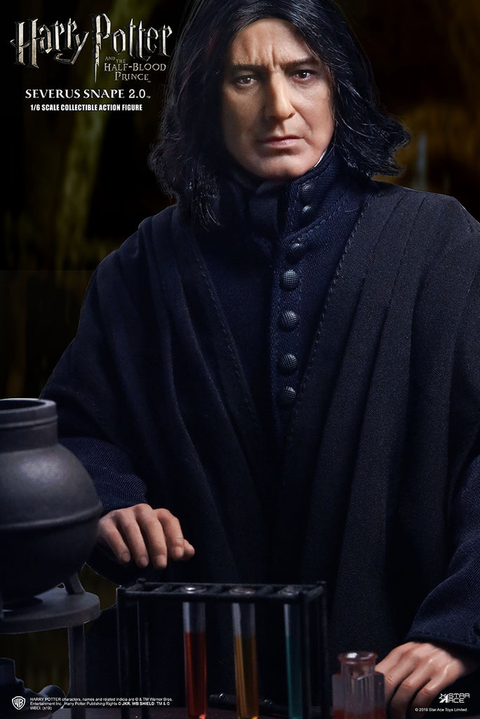 1/6 Scale Harry Potter and the Half-Blood Prince - Severus Snape 2.0 Figure by Star Ace Toys
