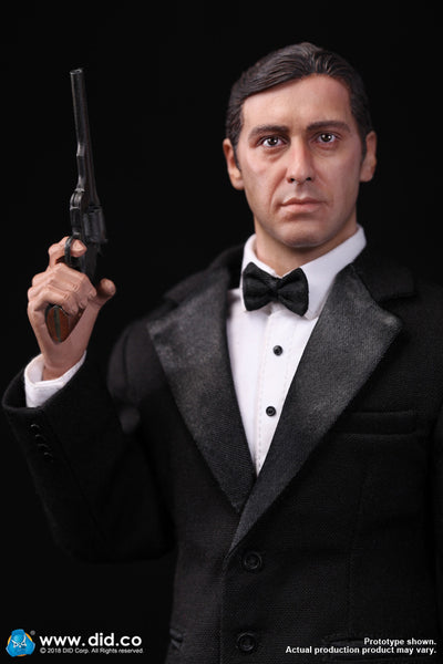 1/6 Scale Chicago Gangster Michael 3.0 Figure (Deluxe Version) by DID