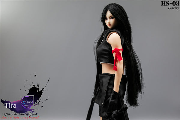 1/6 Scale FF Advent Tifa Outfit by HatShot