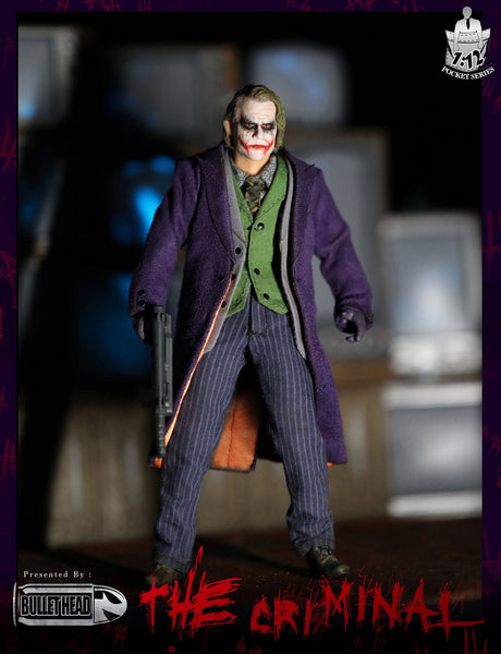 1/12 Scale The Criminal Figure by Bullet Head