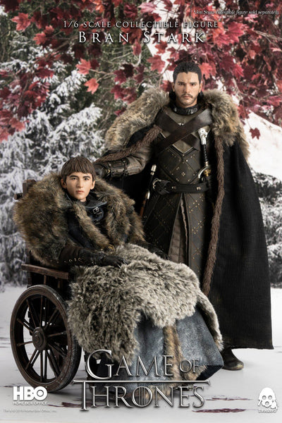 1/6 Scale Game of Thrones – Bran Stark Figure (Deluxe Version) by Threezero