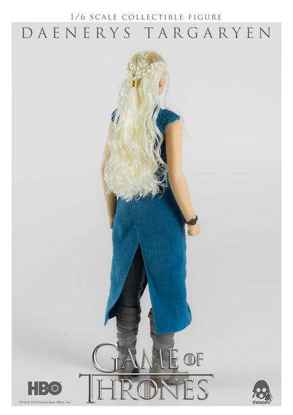 1/6 Scale Daenerys Targaryen Game of Thrones Figure by Threezero