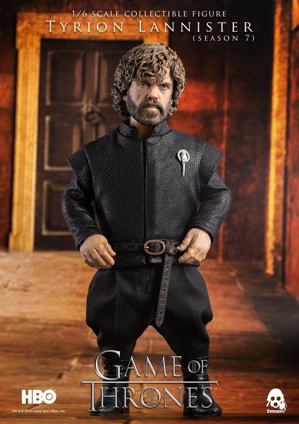 1/6 Scale Game of Thrones (Season 7) – Tyrion Lannister Figure by Threezero