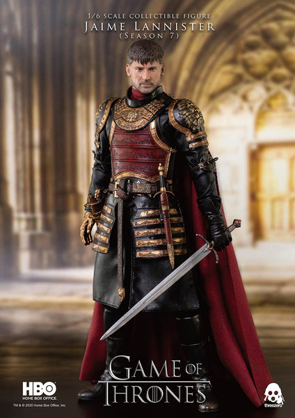1/6 Scale Game of Thrones – Jaime Lannister Figure (Season 7) by ThreeZero