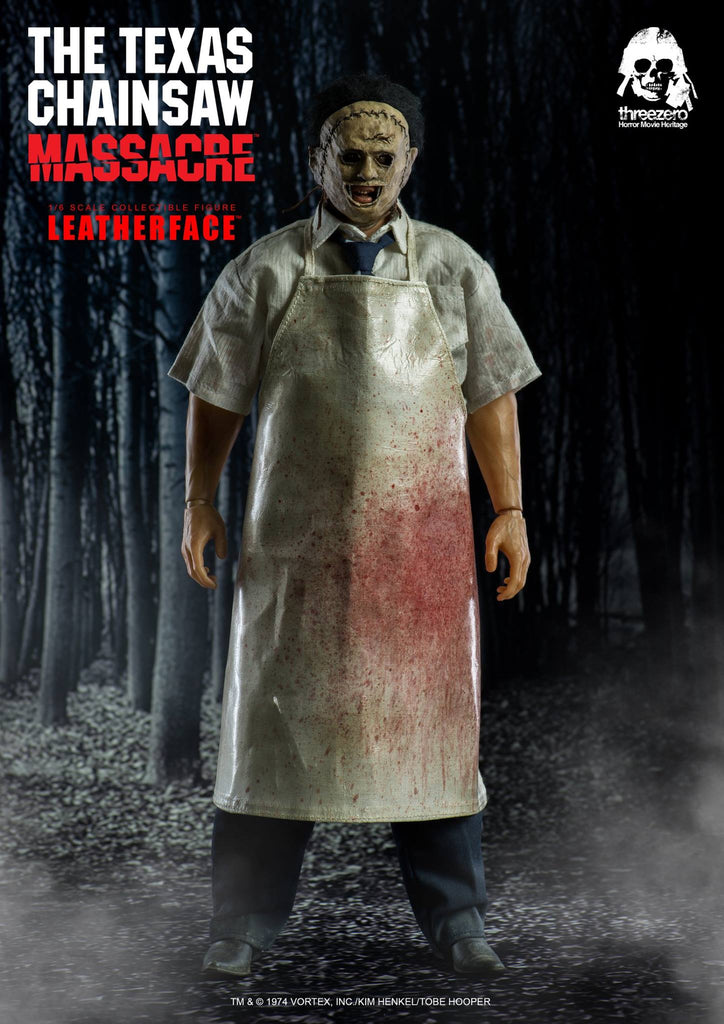 1 6 scale the texas chainsaw massacre leatherface figure exclusive