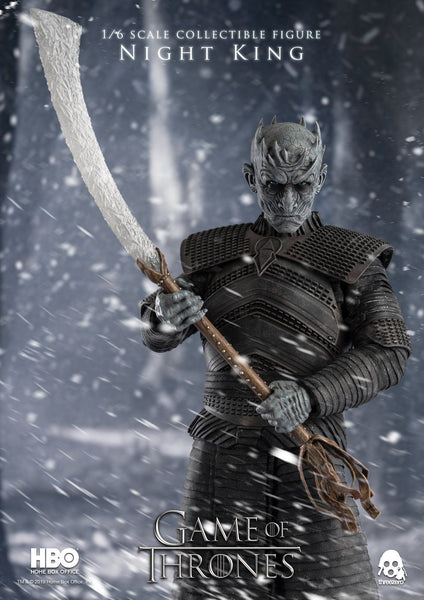 1/6 Scale Game of Thrones - Night King Figure by Threezero