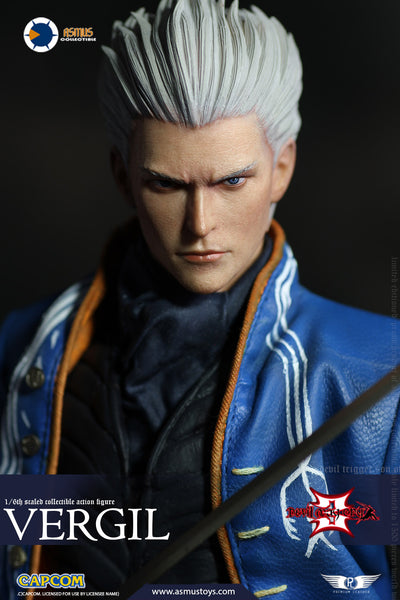 1/6 Scale Devil May Cry 3 - Vergil Figure by Asmus Toys