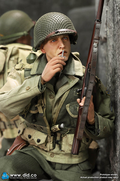 1/6 Scale WWII US 2nd Ranger Battalion - Private Jackson Figure by DID