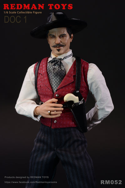 1/6 Scale Doc Figure (Version 1) by Redman Toys