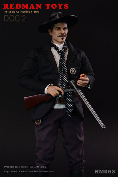 1/6 Scale Doc Figure (Version 2) by Redman Toys