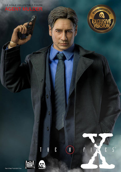 1/6 Scale The X Files - Agent Mulder Figure (Exclusive Version) by Threezero