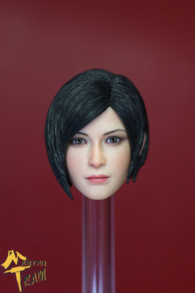 1/6 Scale Ada Head Sculpt by Master Team