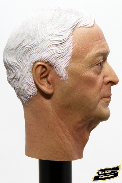 1/6 Scale Alfred Butler Head Sculpt