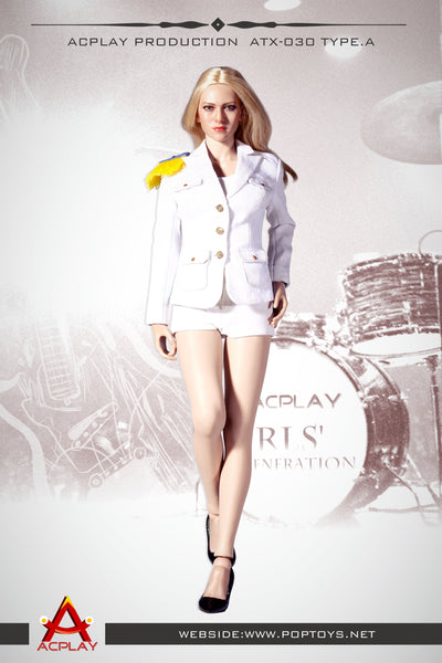 1/6 Scale Lady Girls' Generation Uniform by AC Play