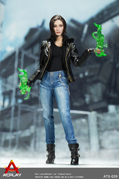 1/6 Scale Super Heroine Magnetic Girl Figure by AC Play