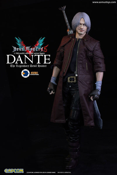 1/6 Scale Devil May Cry 5 - Dante Figure (Luxury Edition) by Asmus Toys