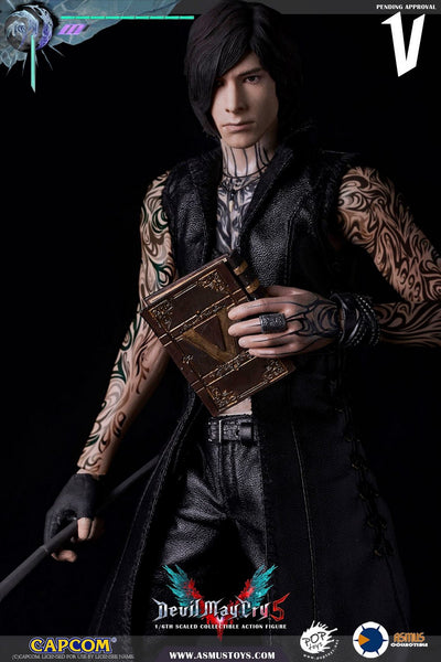 1/6 Scale The Devil May Cry V - V Figure by Asmus Toys
