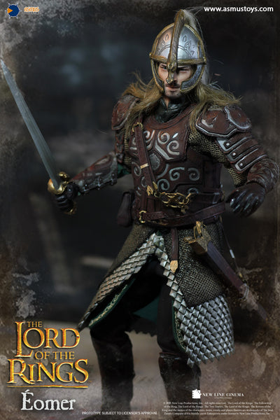 1/6 Scale The Lord of the Rings - Éomer Figure by Asmus Toys