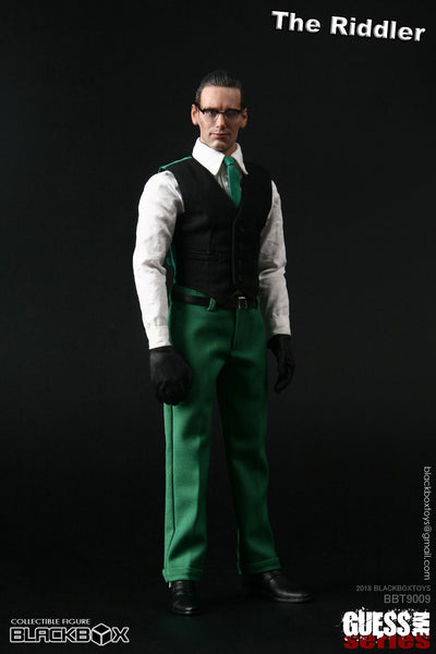 1/6 Scale The Riddler Figure by BlackBox Toys