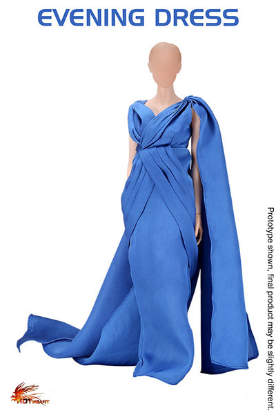 1/6 Scale Amazonian Diana Evening Dress by Hot Heart