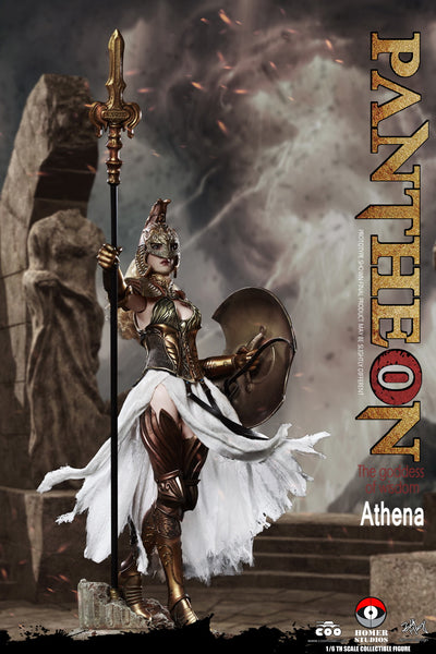 1/6 Scale Goddess of Wisdom Athena Figure by COO Model