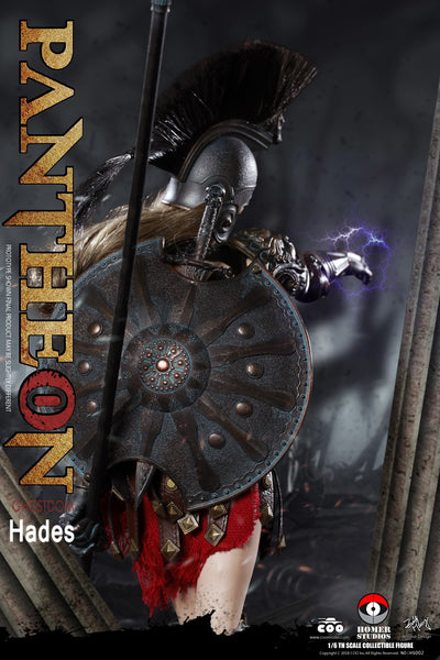 1/6 Scale Goddess of the Underworld Hades Figure by COO Model