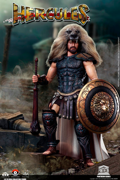 1/6 Scale Hercules Figure by COO Model