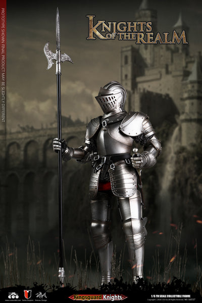 1/6 Scale Knights of the Realm Kingsguard Figure by COO Model