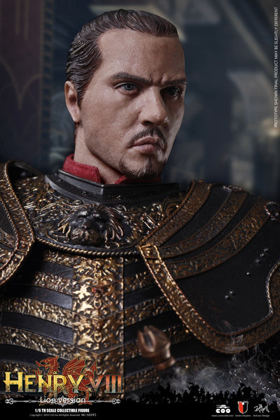 1/6 Scale Henry VIII Figure (Lion Version) by COO Model