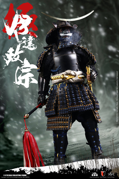 1/6 Scale Date Masamune Figure (Masterpiece Version) by COO Model