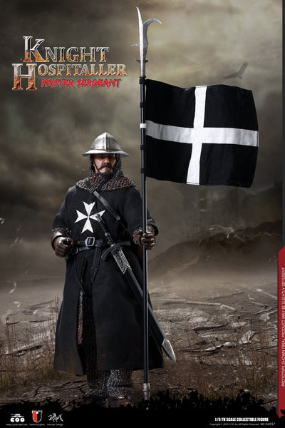 1/6 Scale Knights Hospitaller - Master Sergeant Figure by COO Model