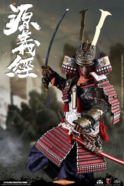 1/6 Scale Minamoto no Yoshitsune Figure (Standard Version) by COO Model