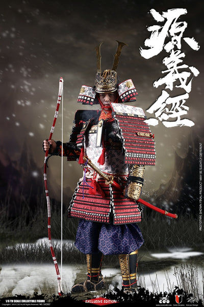 1/6 Scale Minamoto no Yoshitsune Figure (Exclusive Version) by COO Model