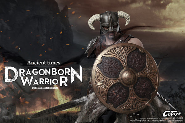 1/6 Scale Dragonborn Warrior Figure by CMToys