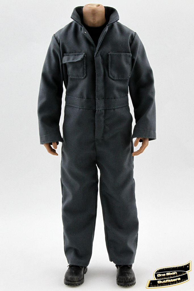 1/6 Scale Halloween Coveralls by One Sixth Outfitters