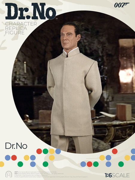 1/6 Scale Dr. No - Dr. No Figure by Big Chief Studios