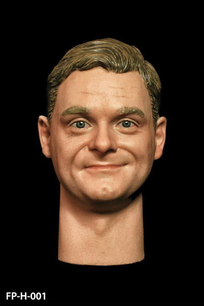 1/6 Scale Male Head Sculpt (FP-H-001) by FacePool