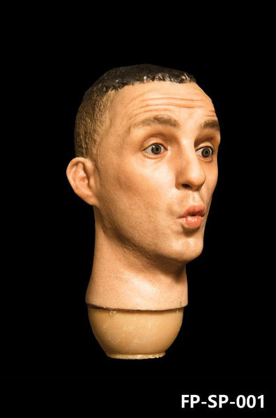 1/6 Scale Male Head Sculpt (FP-SP-001) by FacePool