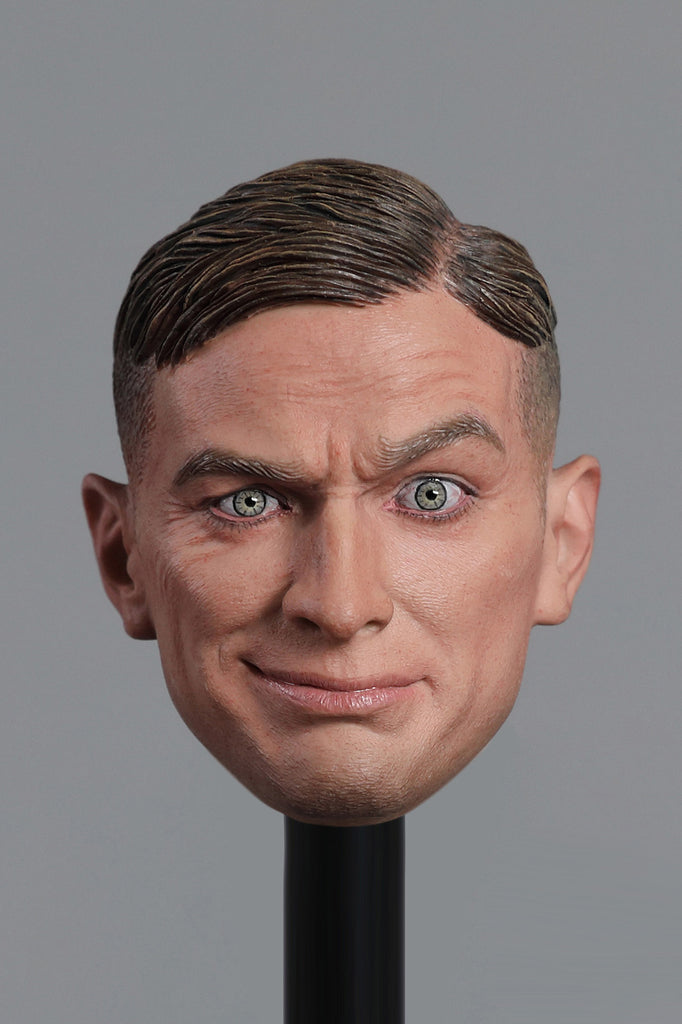 1/6 Scale Male Head Sculpt (032) by GACToys