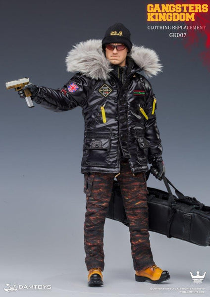 1/6 Scale Gangsters Kingdom - Spade 5 Clothing Set by DamToys