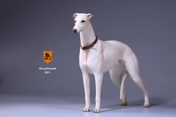 1/6 Scale Greyhound Dog Figure (6 Colors) by Mr.Z