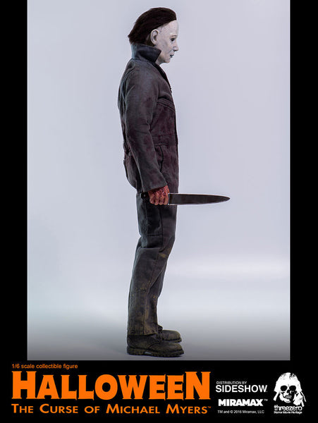 1/6 Scale Halloween 6 - Curse of Michael Myers Figure by Threezero