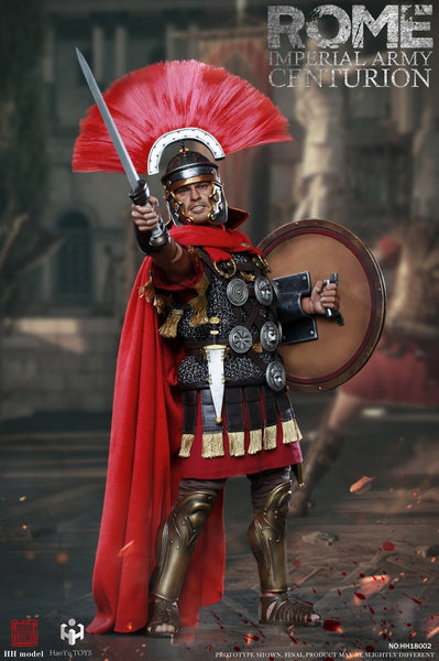 1/6 Scale Rome Imperial Army Centurion Figure by HH Model X HY Toys