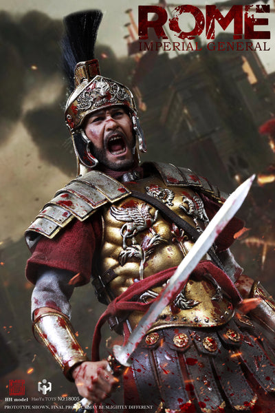 1/6 Scale Rome Imperial General Figure (Deluxe Edition) by HY Toys