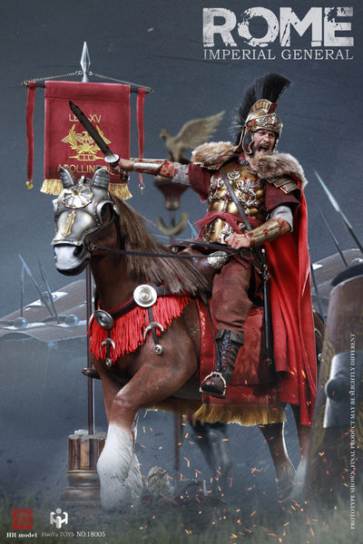 1/6 Scale Rome Horse Figure by HY Toys