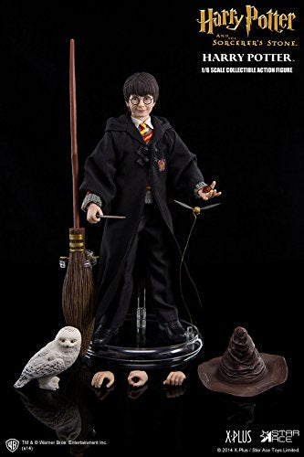 1/6 Scale Harry Potter Sorcerer's Stone Figure by Star Ace Toys