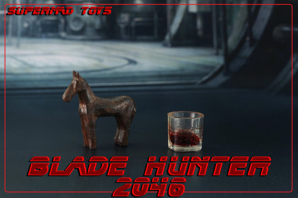 1/6 Scale Blade Hunter 2046 Hunter K Figure by SuperMad Toys