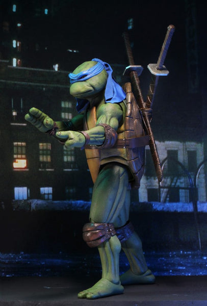 1/4 Scale Teenage Mutant Ninja Turtles (1990 Movie) 4 Pack Figures by NECA